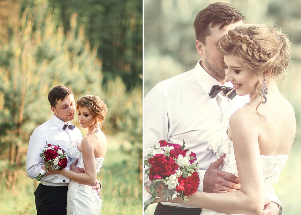 Свадебная фотосъемка и лав стори - Анна и Олег