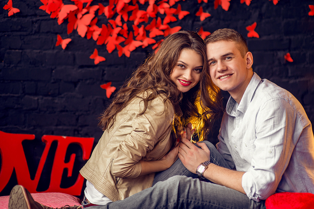 Свадебная фотосъемка и лав стори - Юля и Артур