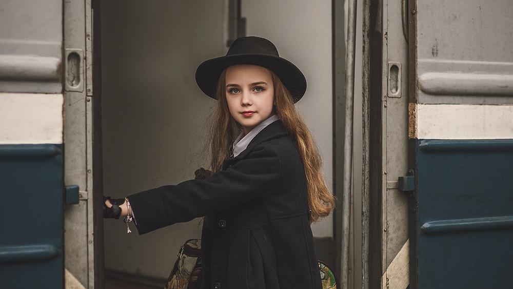 Детская фотосессия - Rêver de Paris