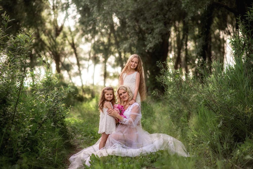 Беременные - Наталья и девочки