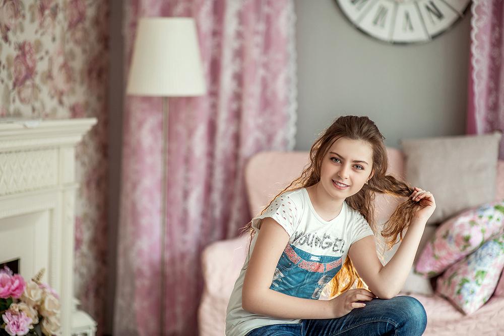 Семейные фотосессии - Мама и дочь (Минск)
