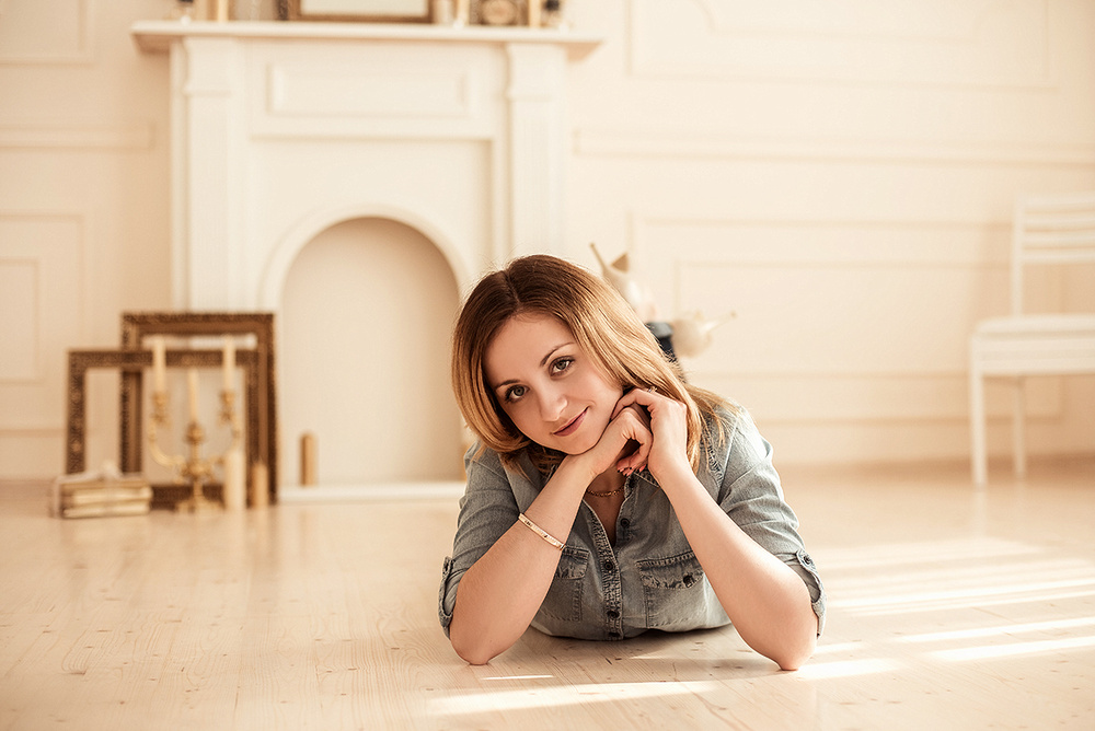 Женские портреты - Наташа