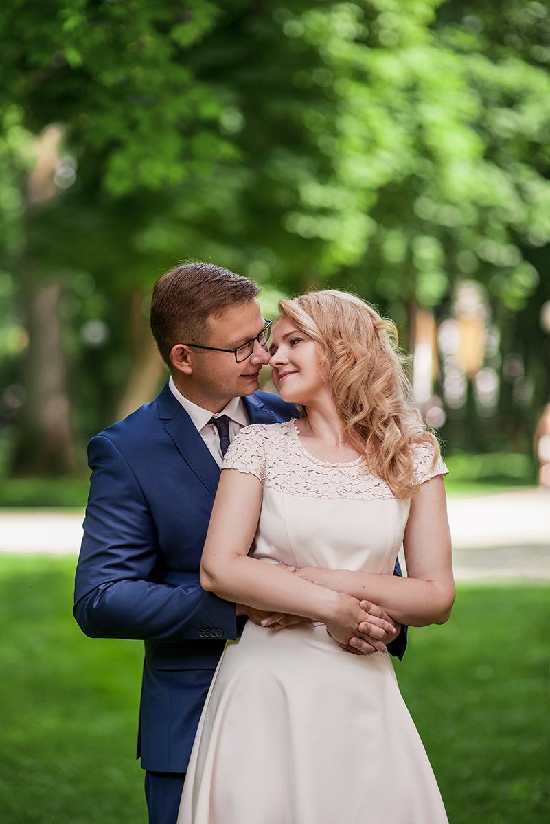 Свадебная фотосъемка и лав стори - Оксана и Александр