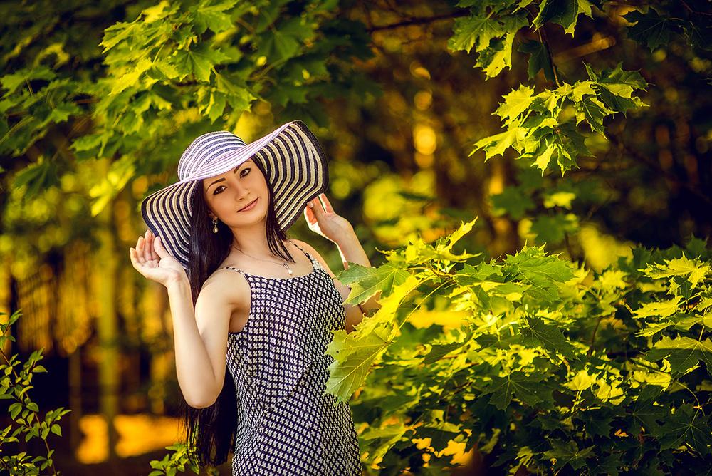 Женские портреты - Кристина