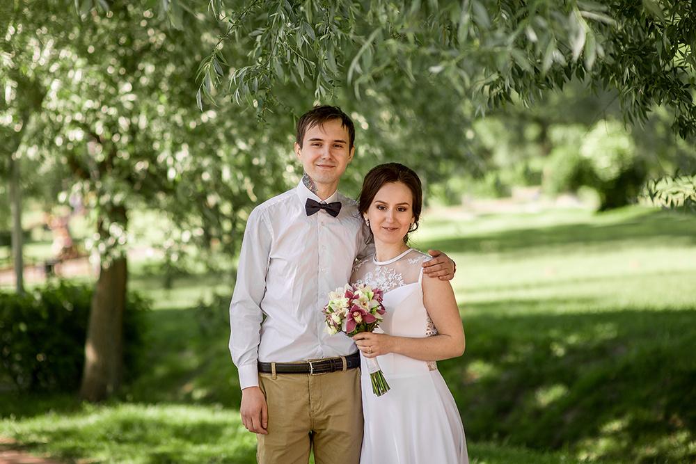 Свадебная фотосъемка и лав стори - 9 июня 2016