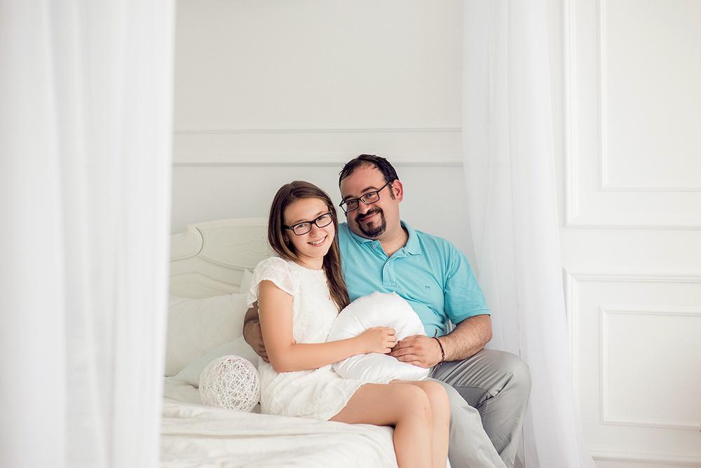 Семейные фотосессии - С молоком матери