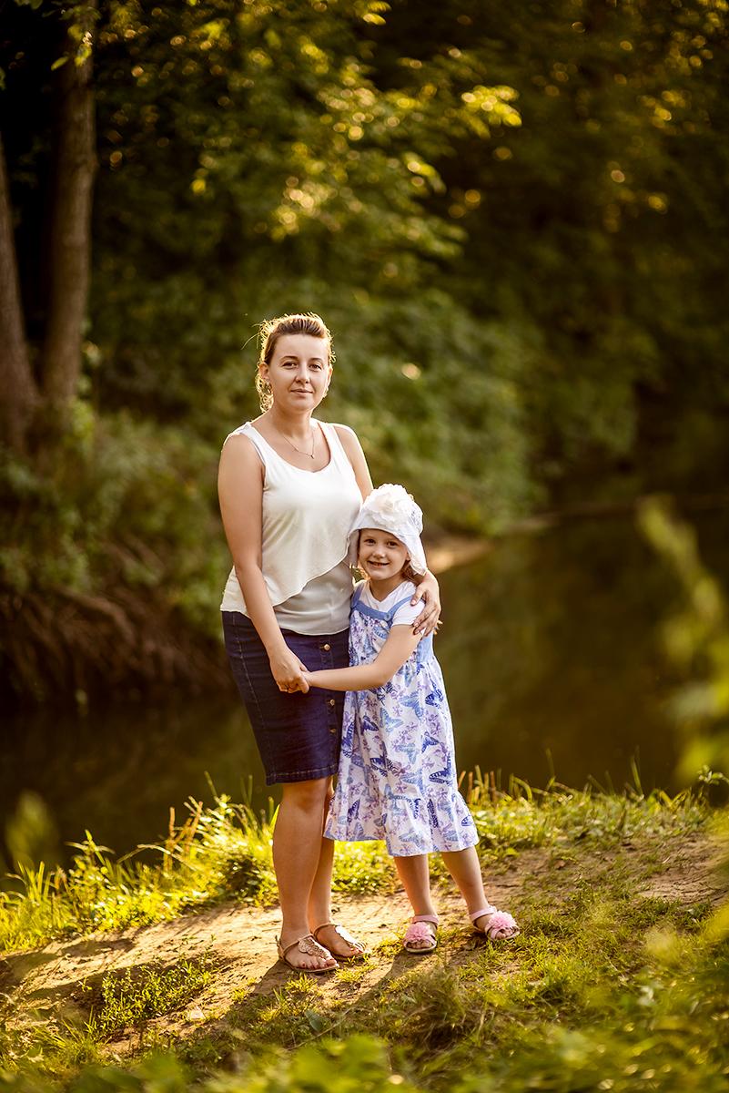 Детская фотосессия - Каталея и Марина