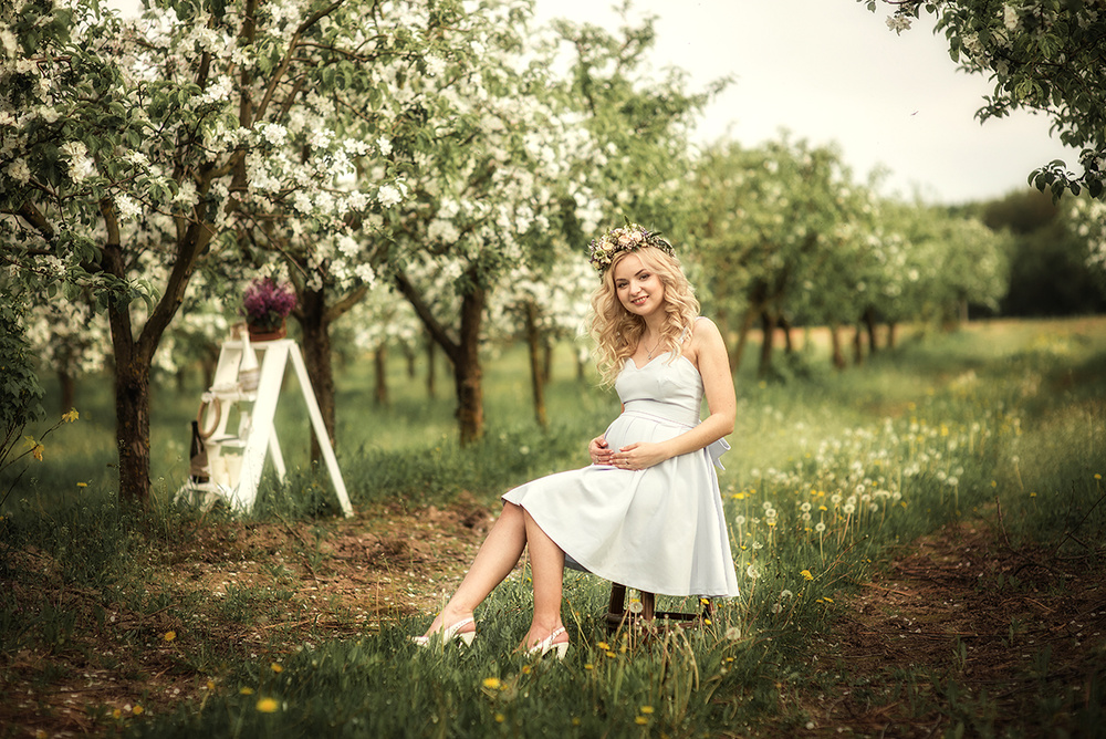 Беременные - Диана