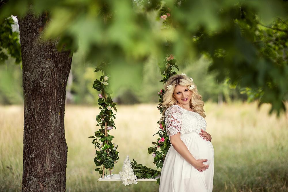 Беременные - Аня и детки