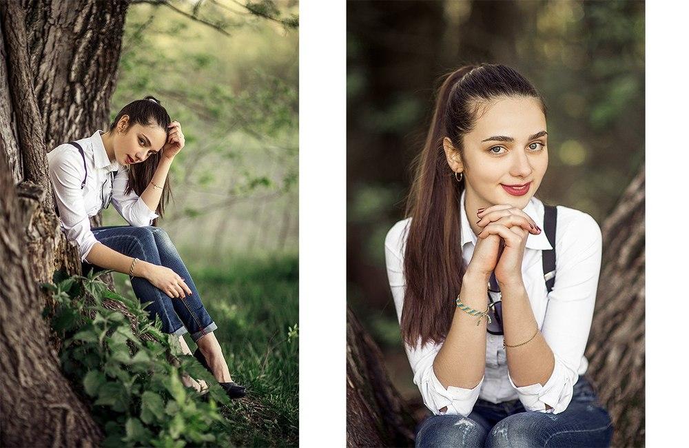 Женские портреты - Портреты( общий альбом)