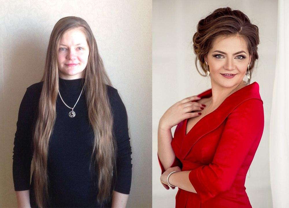 Женские портреты - Проект