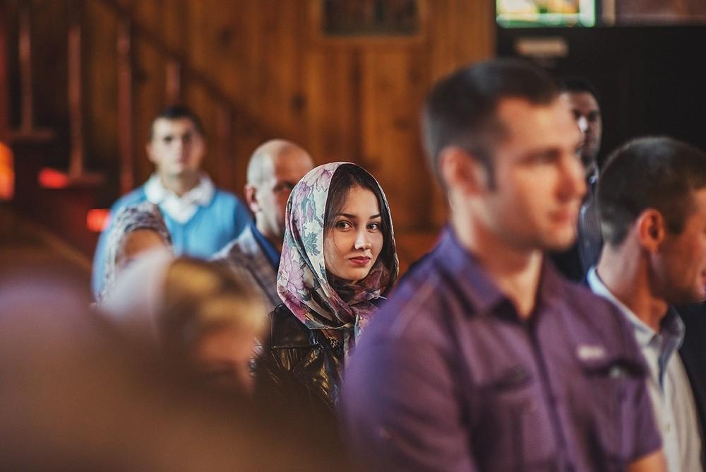 Фотосъемка крещения - Крещение, сентябрь 2016