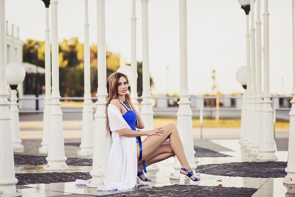 Женские портреты - Юлия