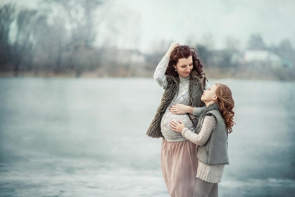 Беременные - Весеннее ожидание