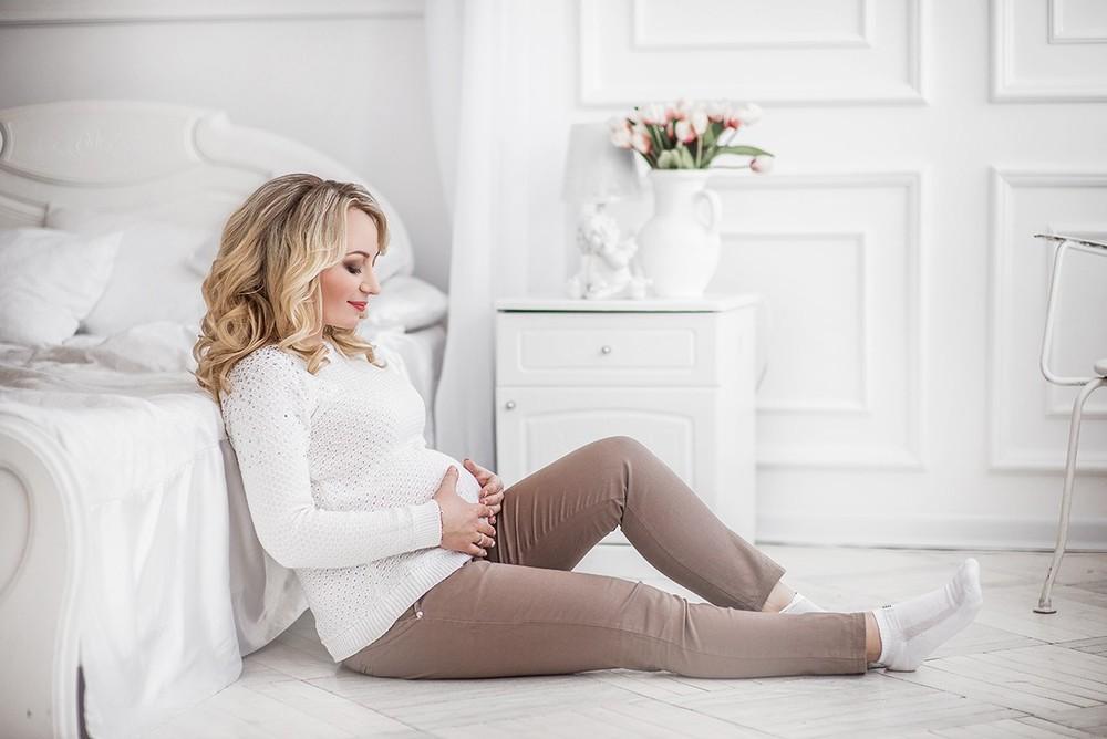 Беременные - Анна, февраль 2017
