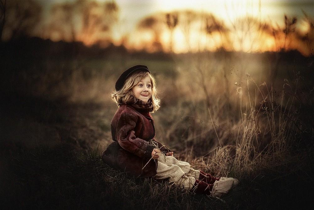 Детская фотосессия - Фотографии с моего воркшопа по детской съемке