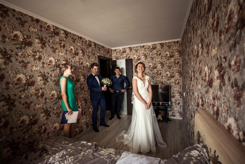 Свадебная фотосъемка и лав стори - Август,2016