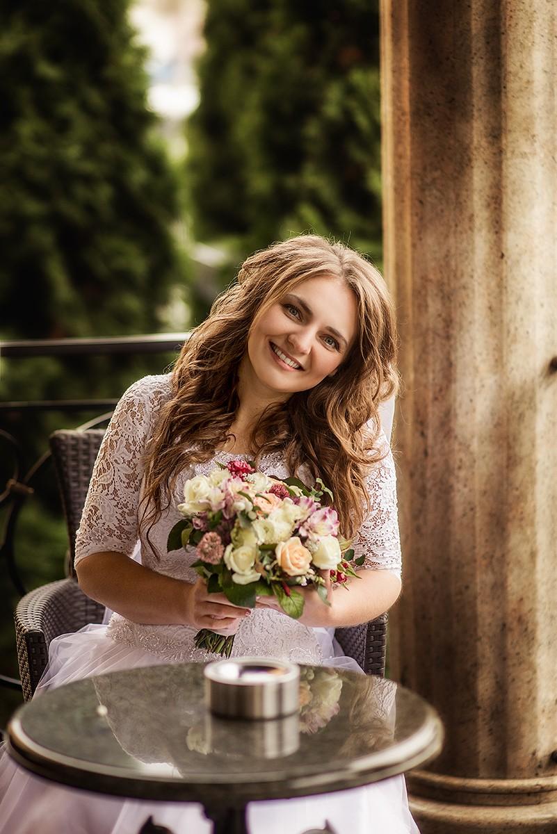 Свадебная фотосъемка и лав стори - Свадьба в октябре