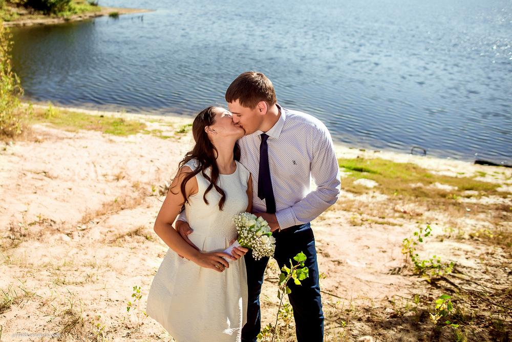 Свадебная фотосъемка и лав стори - Паша и Маша