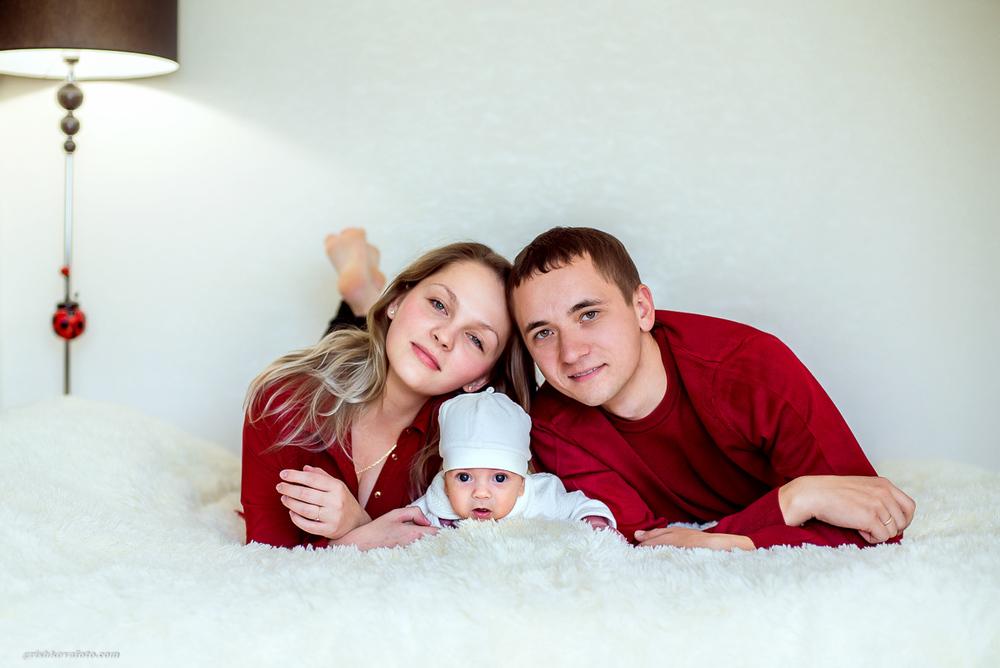 Фотосъемка крещения - Крещение младенца