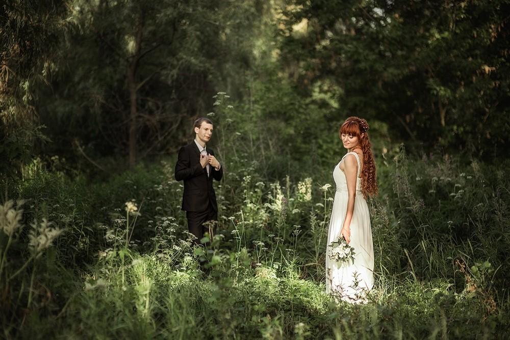 Свадебная фотосъемка и лав стори - Арина и Лёша