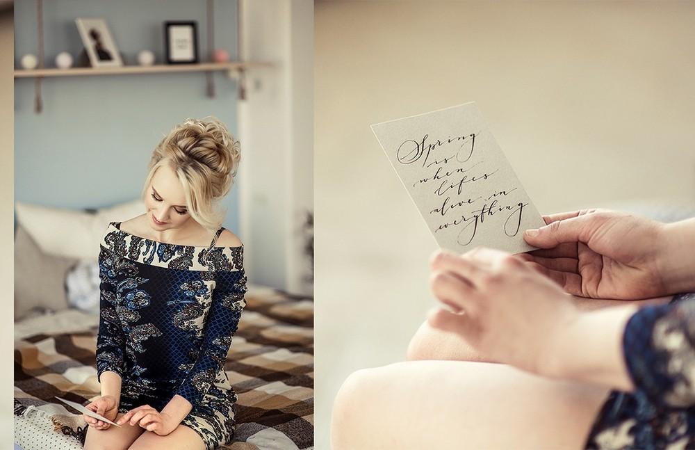 Женские портреты - Вероника, студийная