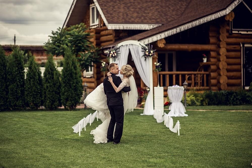 Свадебная фотосъемка и лав стори - Свадьба  в агроусадьбе, июнь 2017