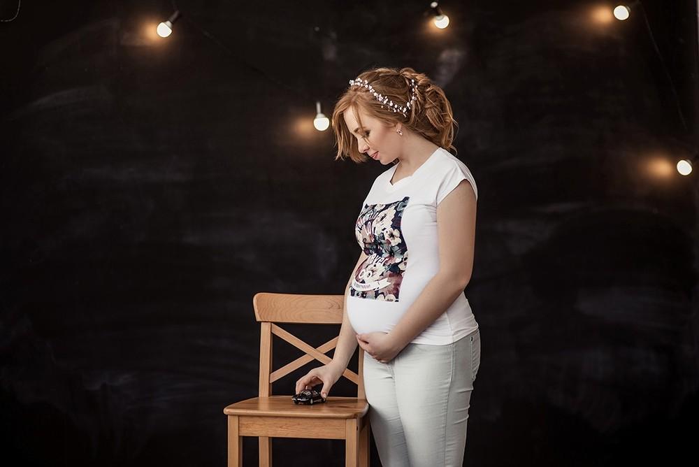 Беременные - Ирина и Женя