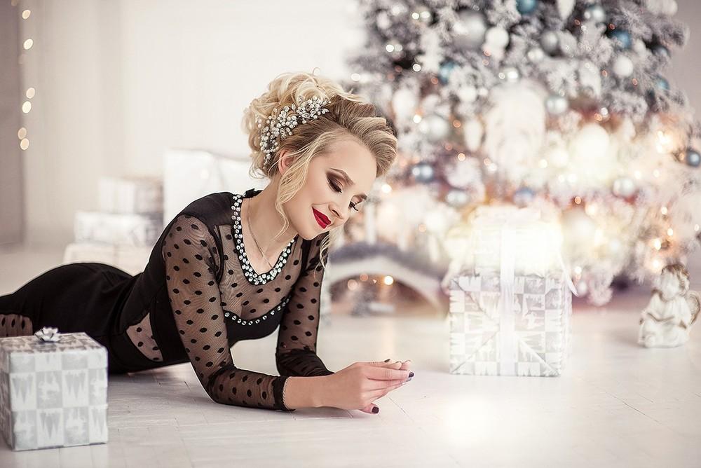 Женские портреты - Новый год для Вероники