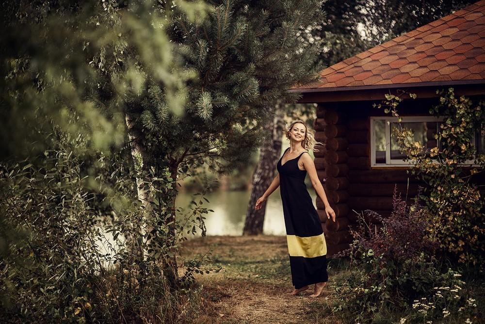 Женские портреты - Ольга