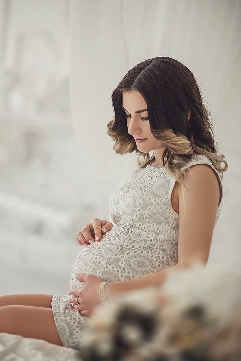Беременные - Беременность в студии