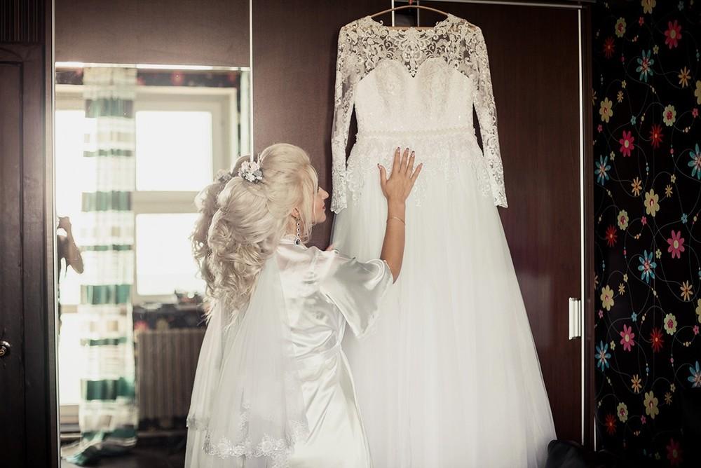Свадебная фотосъемка и лав стори - Утро невесты