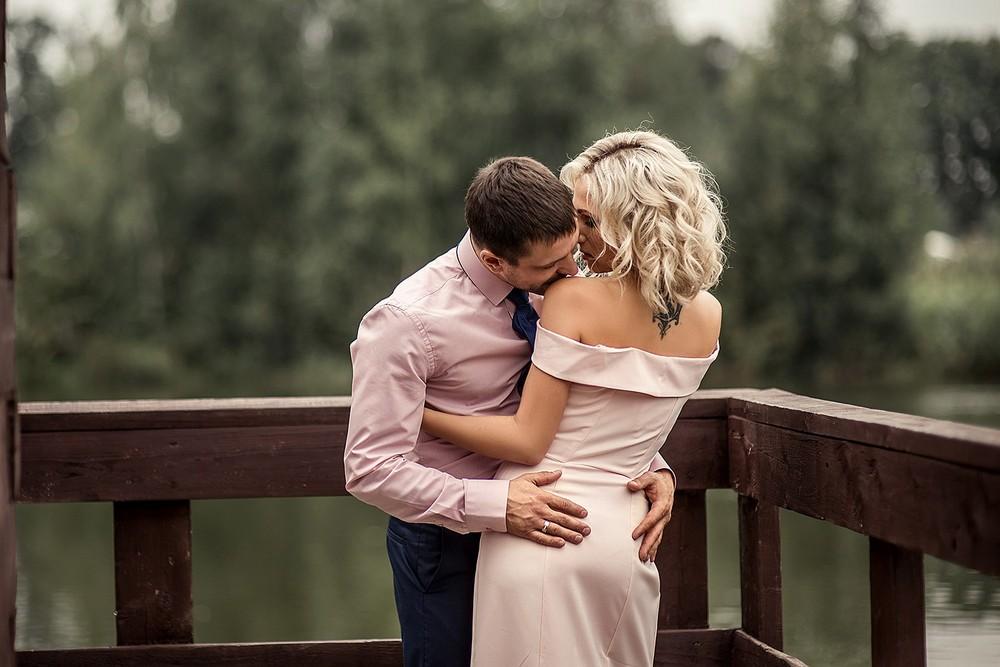 Свадебная фотосъемка и лав стори - 28.08.2018
