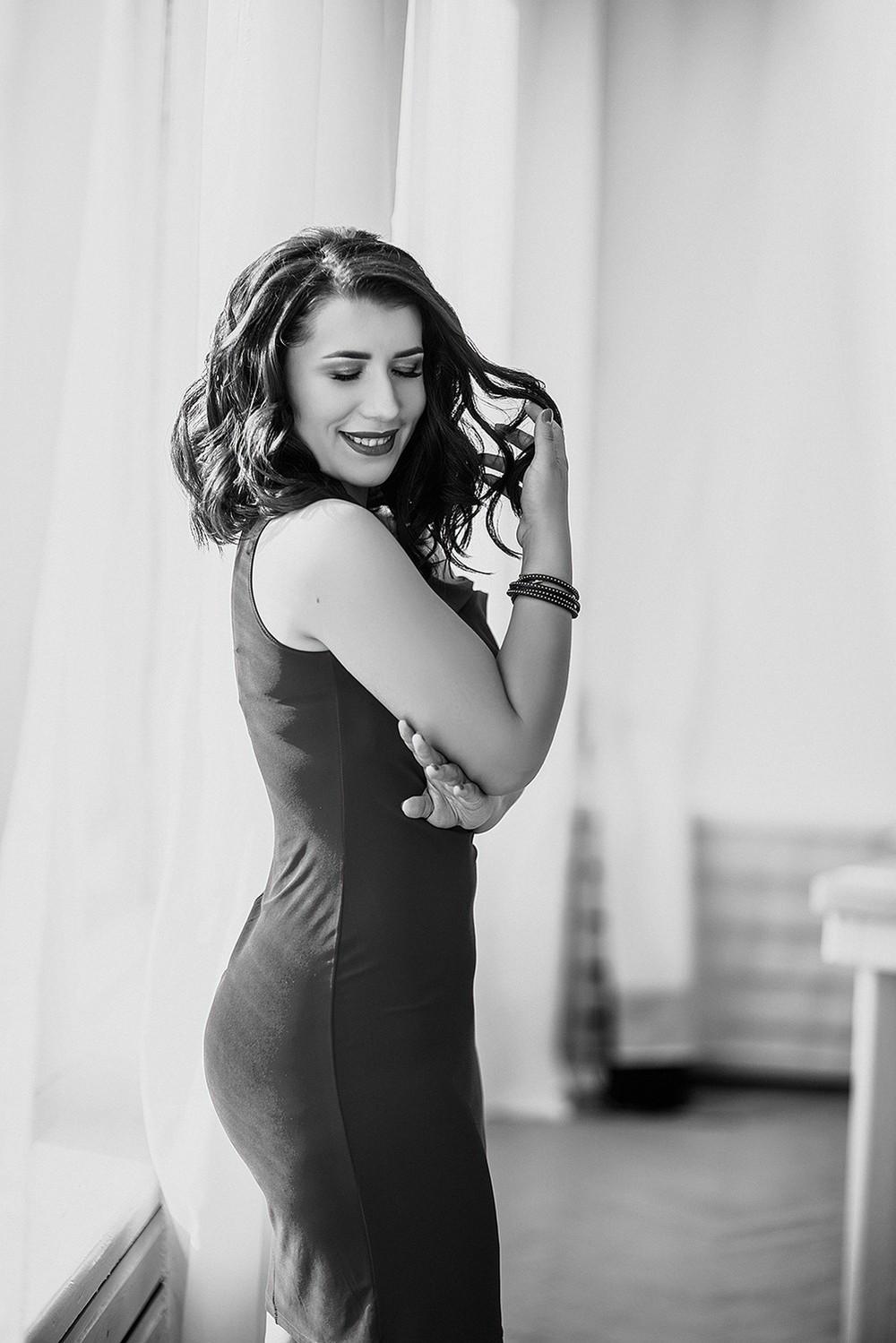 Женские портреты - Зоя - проект