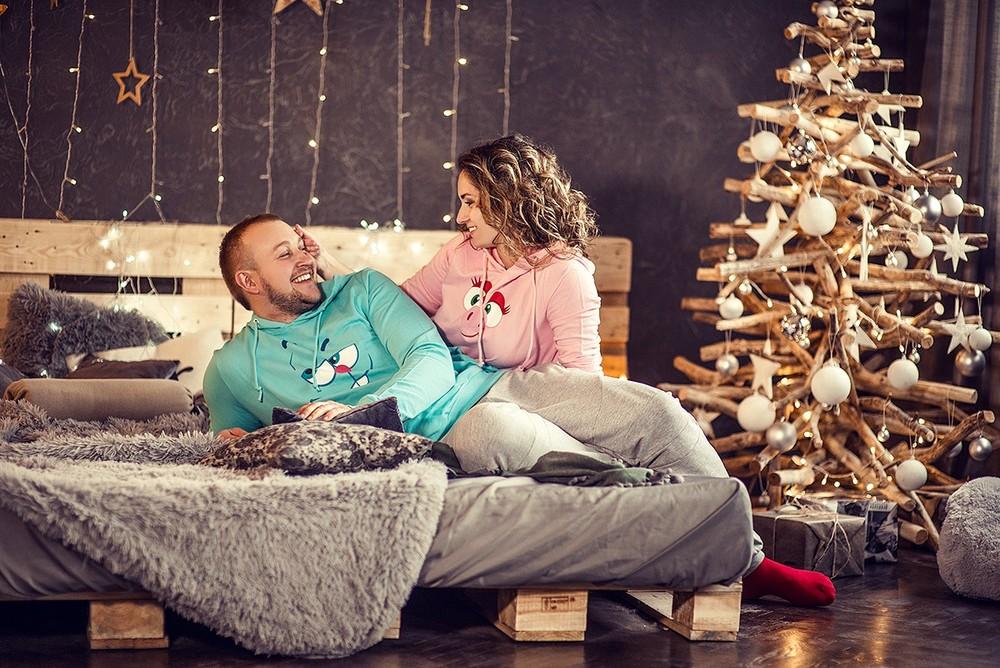 Свадебная фотосъемка и лав стори - Новый год для любящих