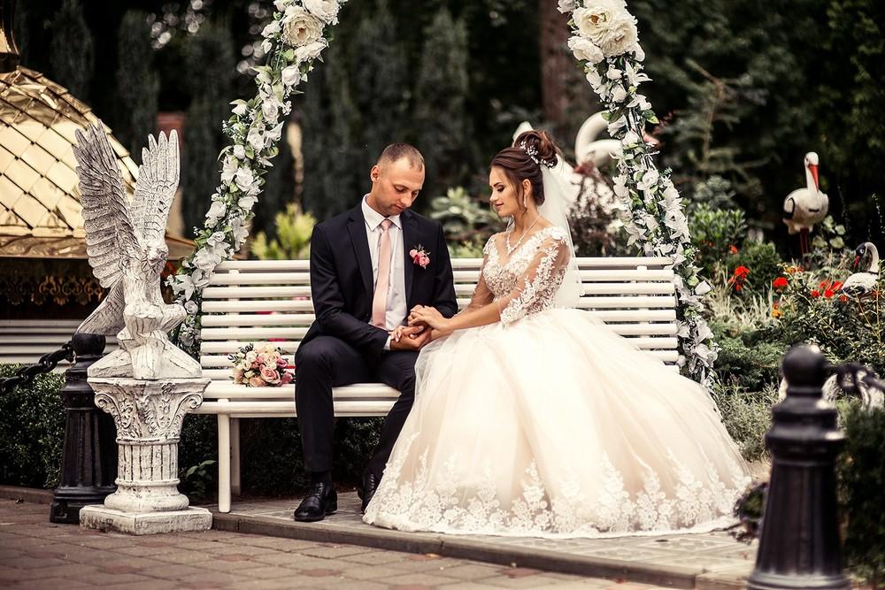 Свадебная фотосъемка и лав стори - Свадьба в сентябре 2018