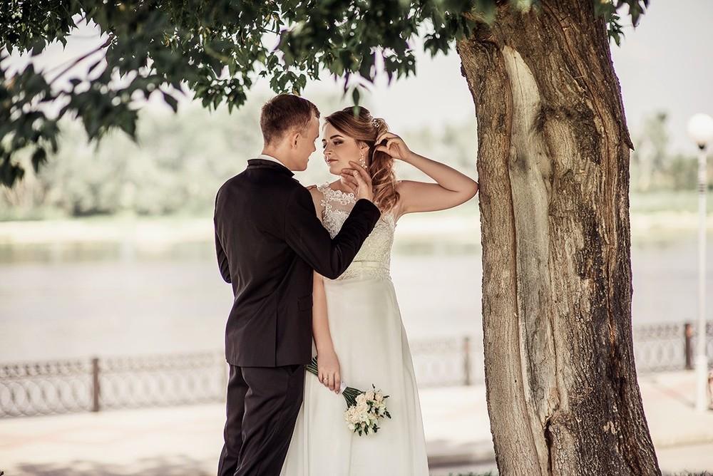 Свадебная фотосъемка и лав стори - Свадьба в Речице