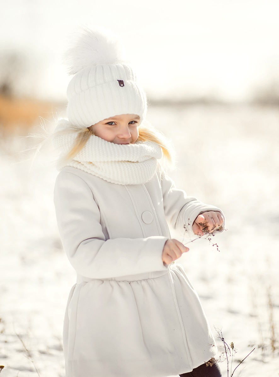 Детская фотосессия - Ева