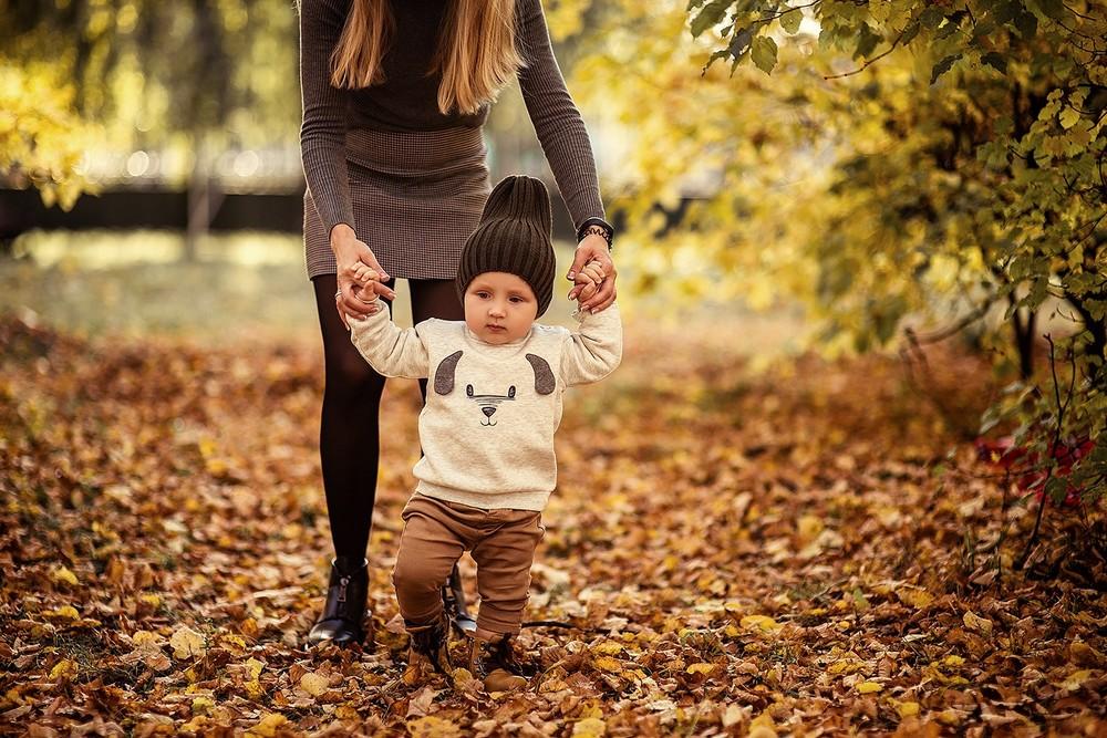 Семейные фотосессии - Давид