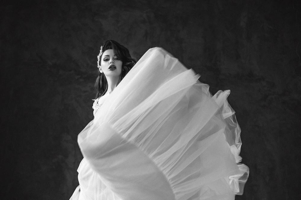 Свадебная фотосъемка и лав стори - Нежность невесты, Анастасия