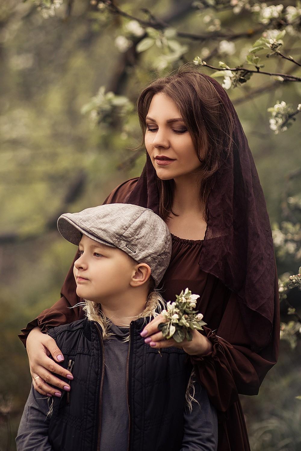 Мать и дитя - Моё...