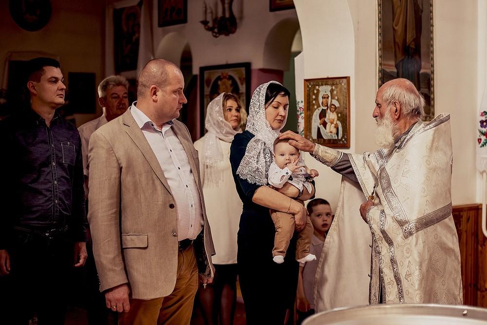 Фотосъемка крещения - Крещение 18 мая 2019