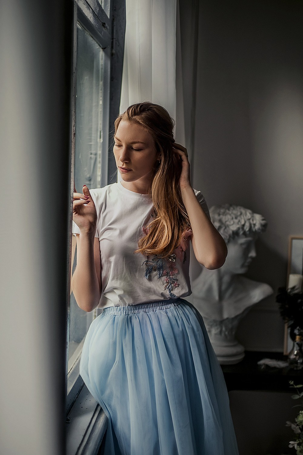 Женские портреты - Портрет для Юлии
