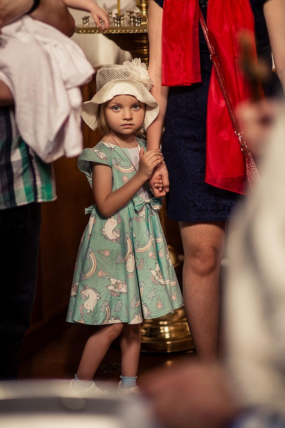 Фотосъемка крещения - 25.05.2019