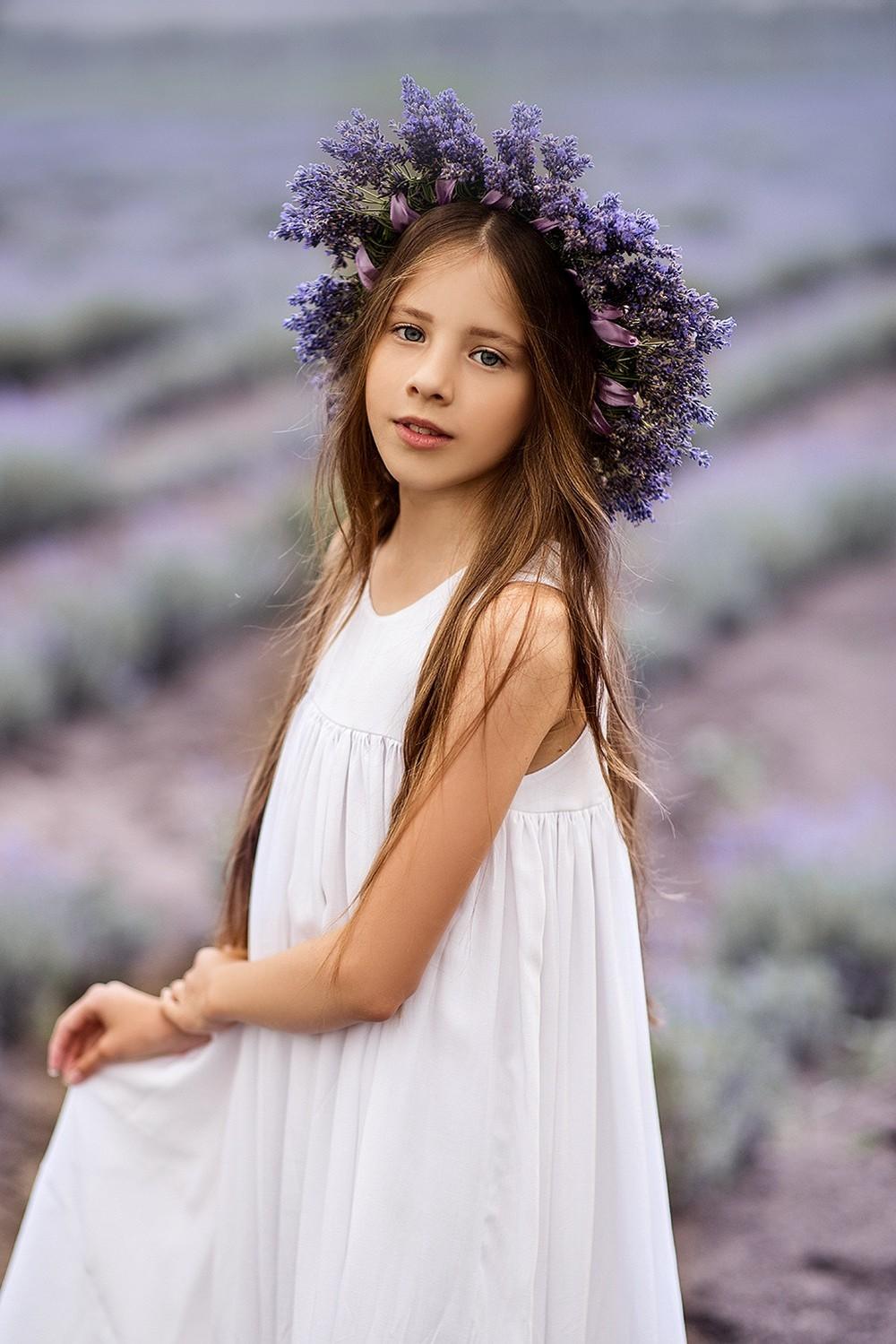 Детская фотосессия - Белорусский Прованс