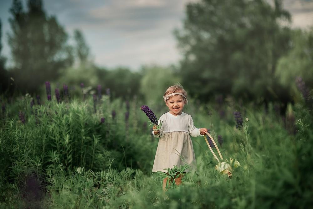 Семейные фотосессии - Ирина и Варя