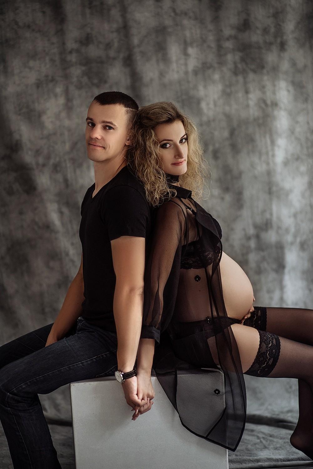 Беременные - Гламурная беременность