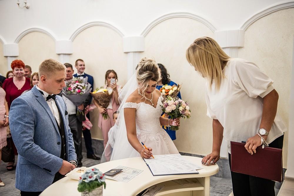 Свадебная фотосъемка и лав стори - 13.07.2019