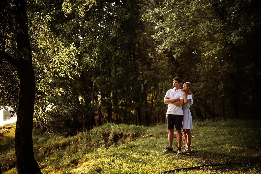 Свадебная фотосъемка и лав стори - Лавстори Яны и Лёши