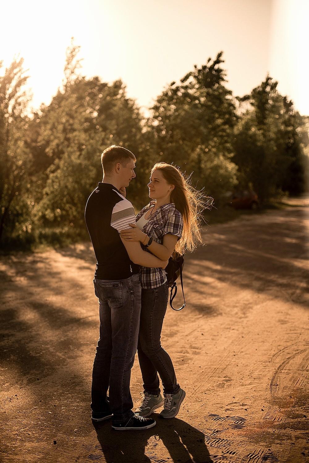Свадебная фотосъемка и лав стори - Предсвадебная съёмка, июнь 2019